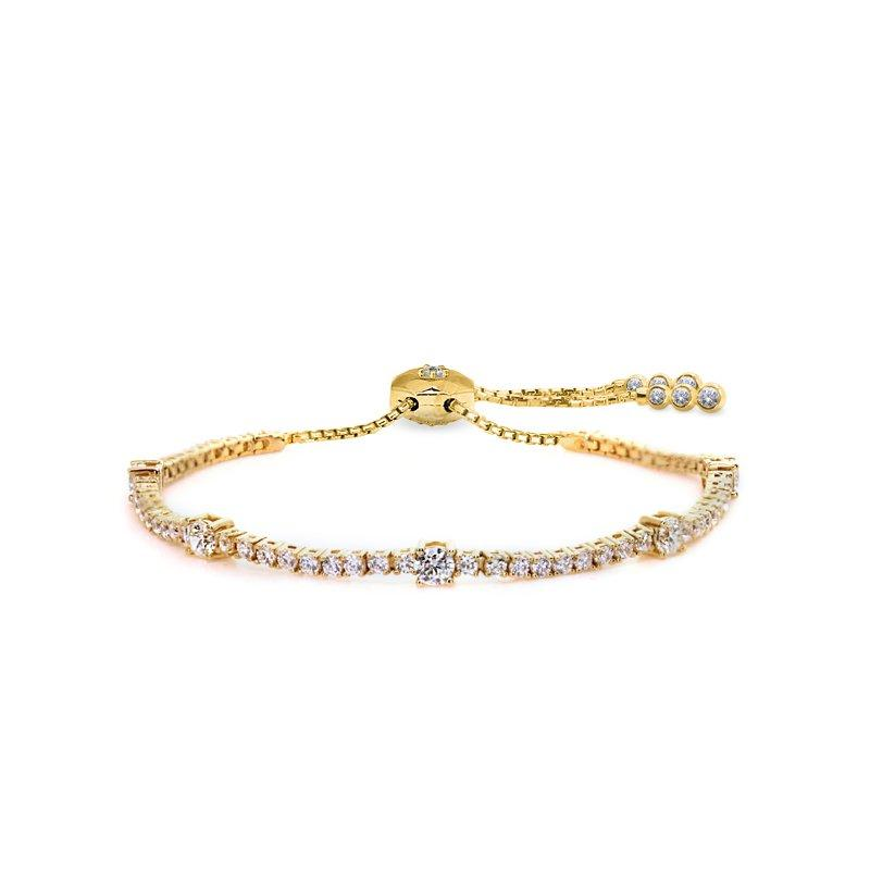 Phoebe Yellow Bracelet