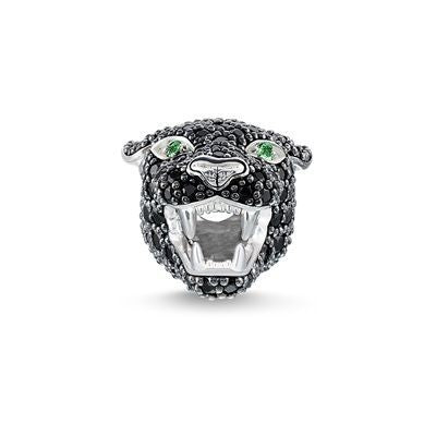 Thomas Sabo Karma bead BLACK PANTHER K0265-691-11