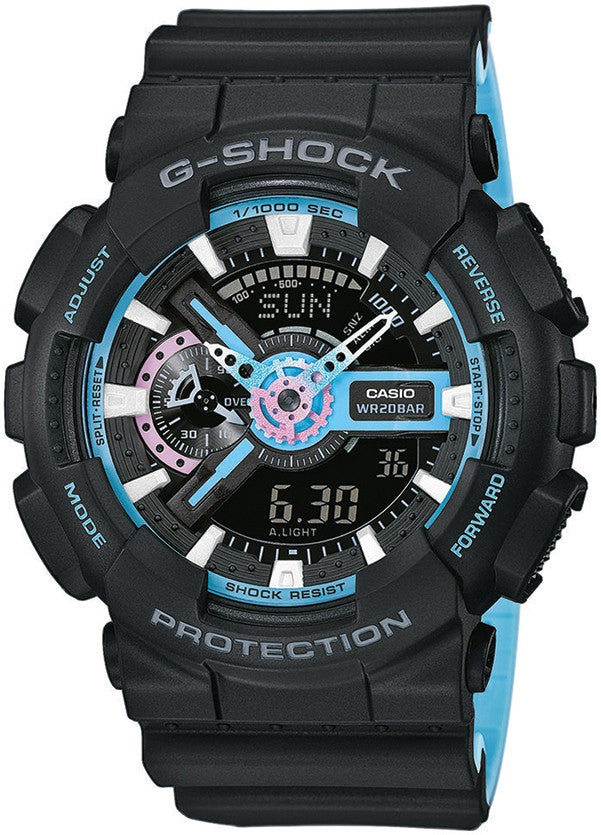 Casio G-Shock GA-110PC-1AER kello