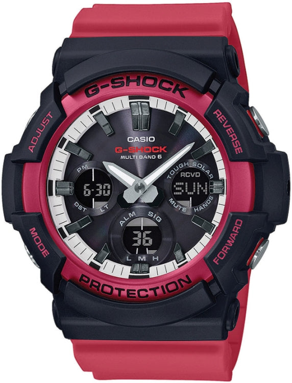 Casio G-Shock GAW-100RB-1AER kello