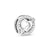 Pandora Reflexions Asymmetric Heart and Arrow hela 797793CZ