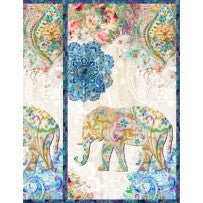 Bohemian Dreams Collection by Danhui Nai - Panel Multi