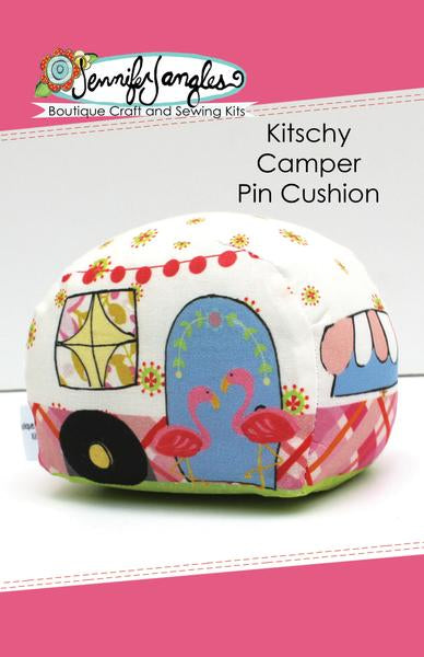 Kitschy Camper Pincushion - Kit