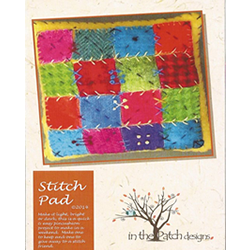 Pincushion - Stitch Pad by In the Patch Designs - Kit