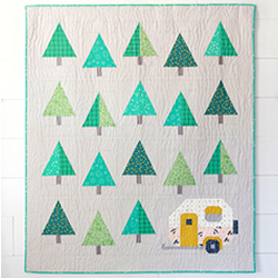 Up North Quilt Pattern by Pen+Paper Patterns - Pattern