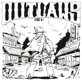 Kid Lib - Outlaws Vol.1