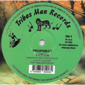 Prophecy (Tribes man vinyl)
