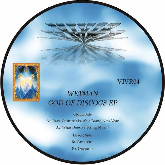 Wetman - God Of Discogs EP