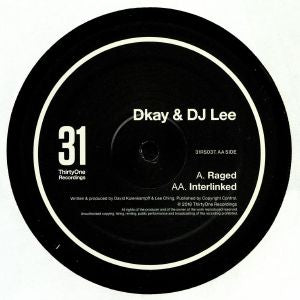 DKAY/DJ LEE - Raged