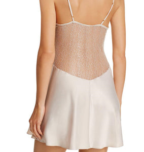 Showstopper Nightie Champagne by Flora Nikrooz