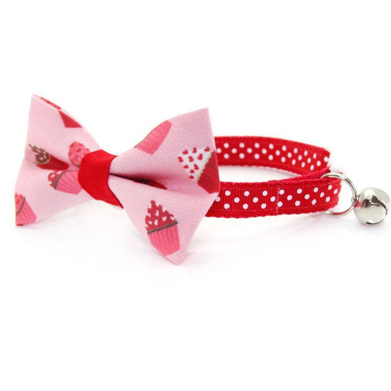 Pink Birthday Cat Collar | Pink Cat Collar