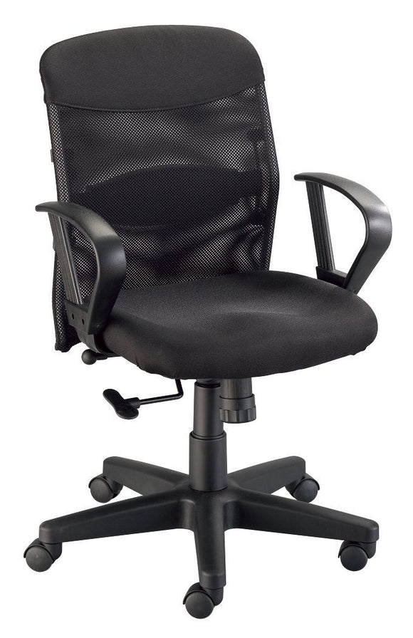 Alvin® Salambro Jr. Mesh Back Office Height Chair - Modern School Supplies, Inc.