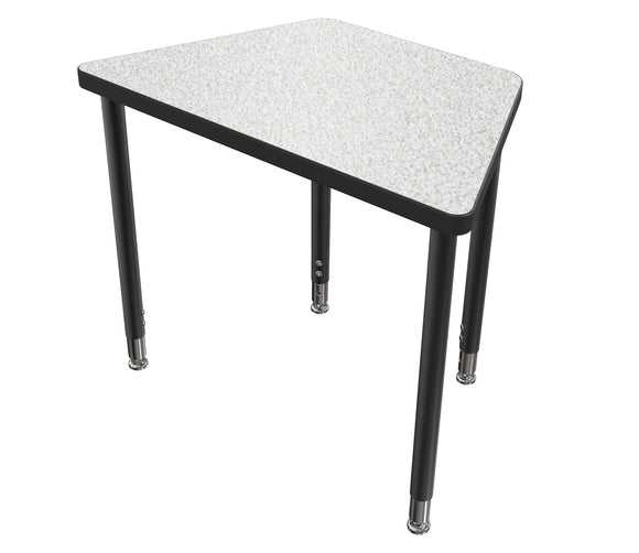 MOORECO™ 68º Trapezoid Snap Desk