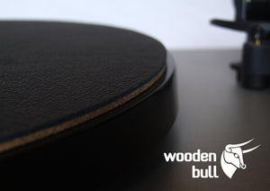 Wooden Bull - Classic Black - Shipping Worldwide €9,00