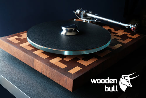 Wooden Bull - 40 Pack - Worldwide Shipping €75,00