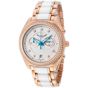 ISW Women's Chronograph Watch (1007-03)