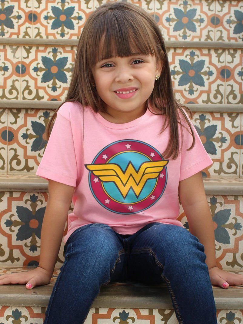 Wonder Woman Girl's Tee
