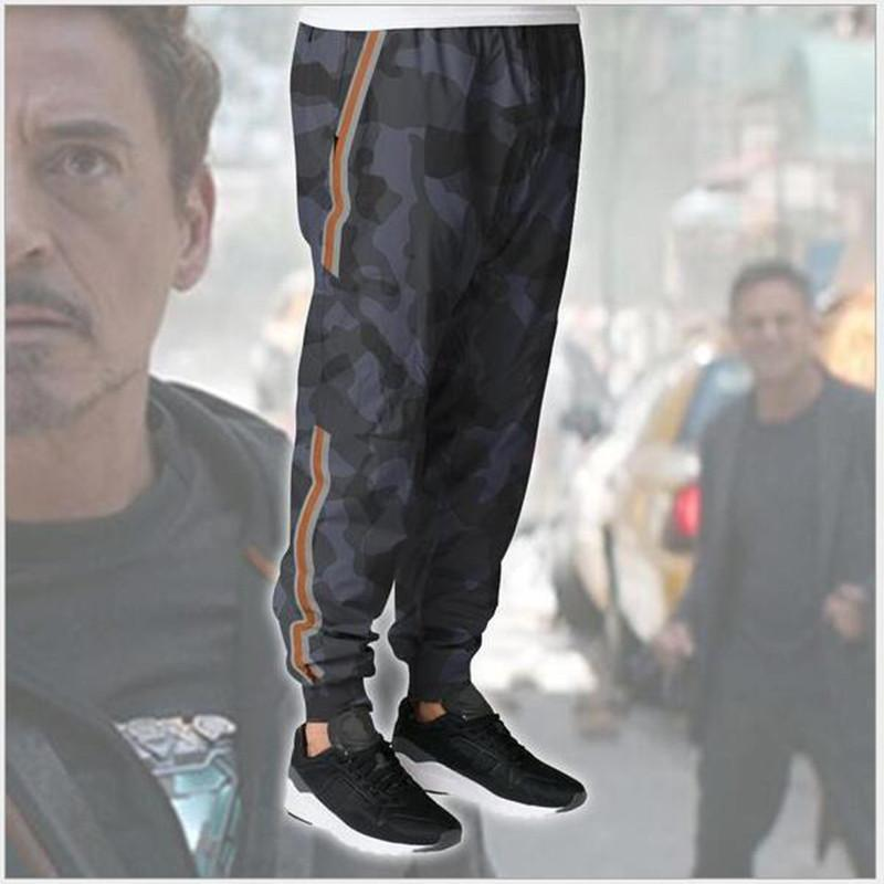 Iron Man Tony Stark Trousers