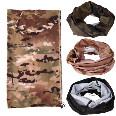 Headband Camping Hiking Scarves Scarf