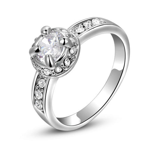 Strong Love Promise Ring