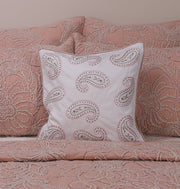 Rose Gold Soft Touch Cushion - DaOneHomes