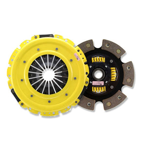 ACT Heavy Duty Monoloc Race Sprung 6 Pad Disc Clutch Kit