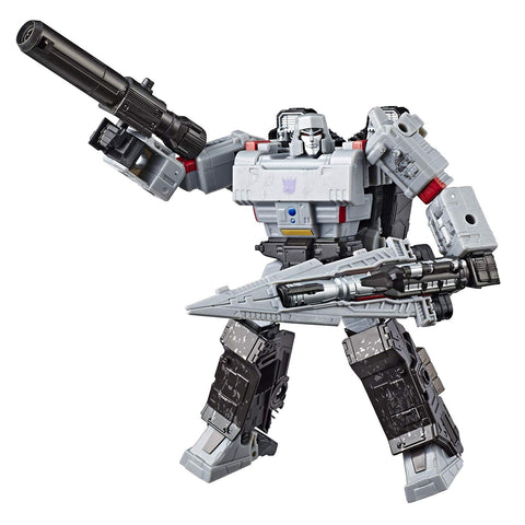 Transformers Megatron Generations Siege Voyager Class