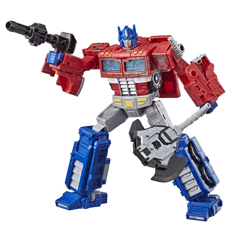 Transformers Optimus Prime Generations Siege Voyager Class