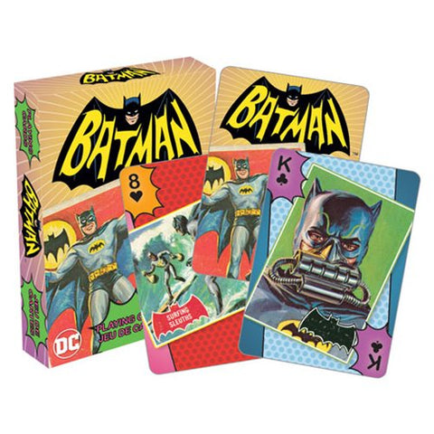 Batman 1966 TV Series 2 Playing Cards