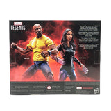 Marvel Legends Luke Cage and Claire Temple 2-Pack