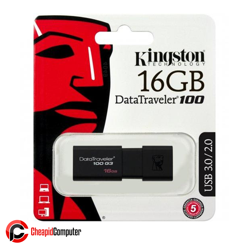 Flash Drive Kingston 16GB USB 3.0