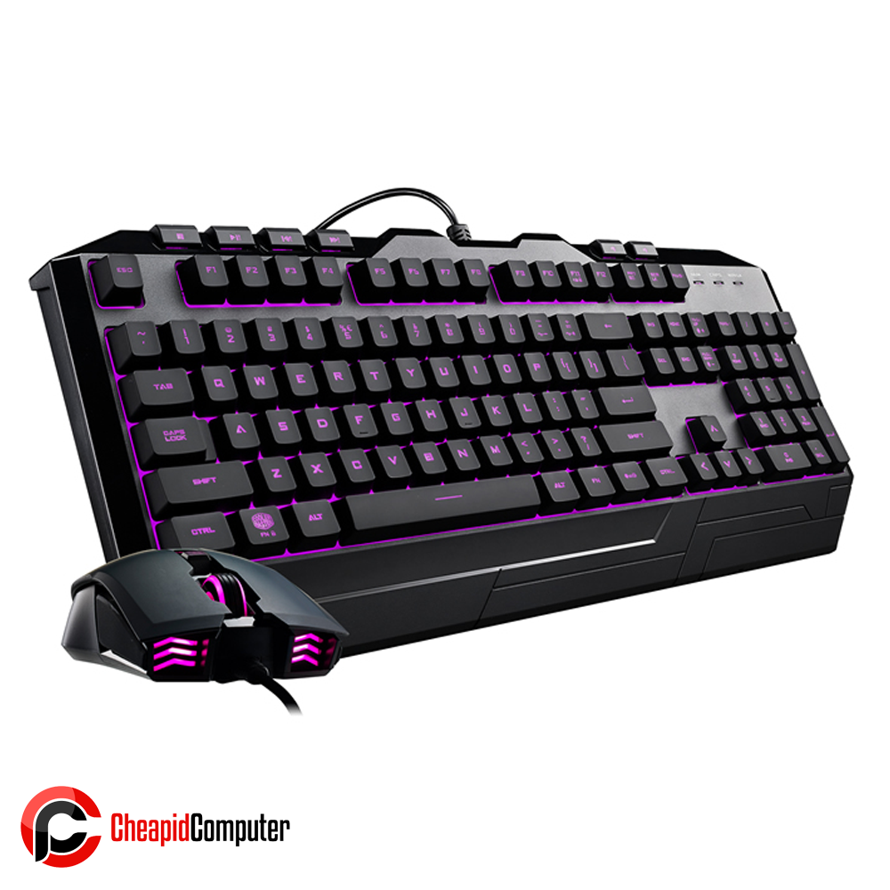 Keyboard and Mouse USB Cooler Master Devastator 3 Membrane