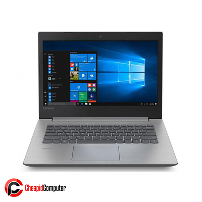 Laptop Lenovo 330-14IGM Platinum Grey Pentium N5000 4GB DDR4 500GB HDD 14 Inch Win10 (81D0001UPH)