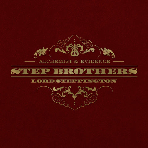 "Step Brothers  ""Lord Steppington"""