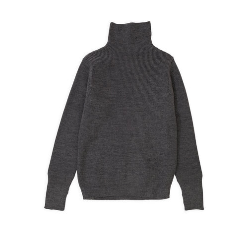 Sailor Turtleneck - Grey