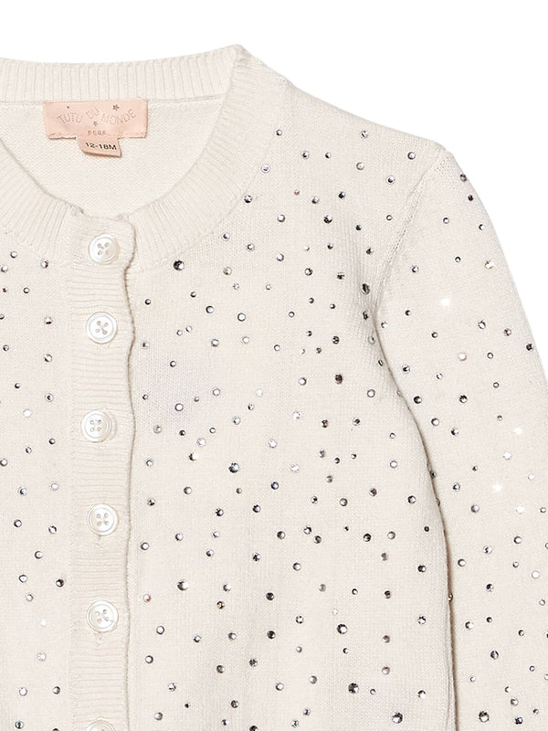 Bébé - Diamonds And Pearls Cardigan