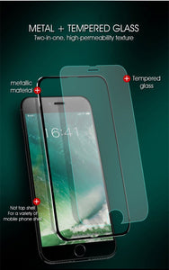 9D Crystal Tempered Glass