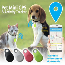 Load image into Gallery viewer, Pet Anti-Lost GPS Tracker