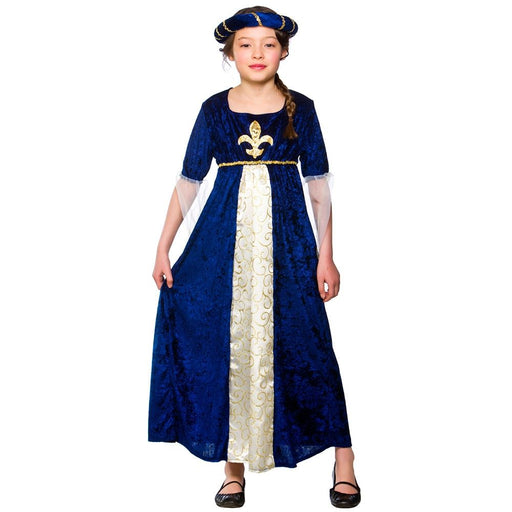 Kids Tudor Princess Costume