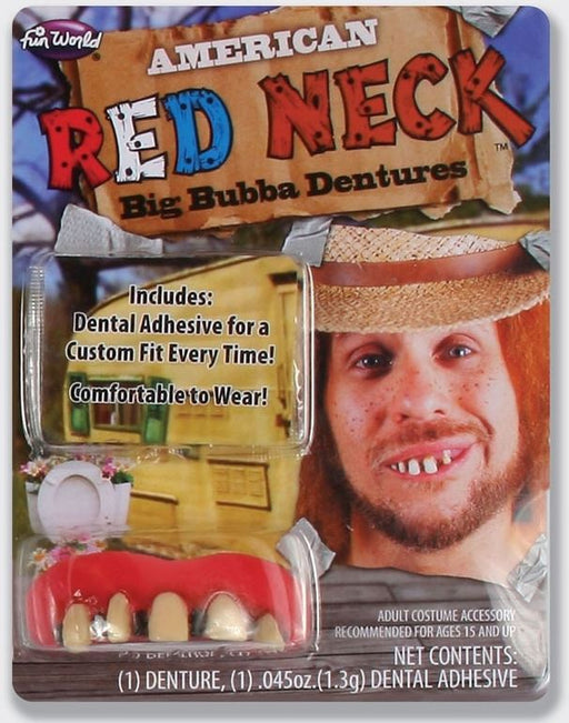 Red Neck Dentures