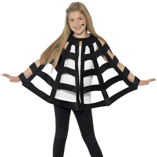 Kids Spider Cape