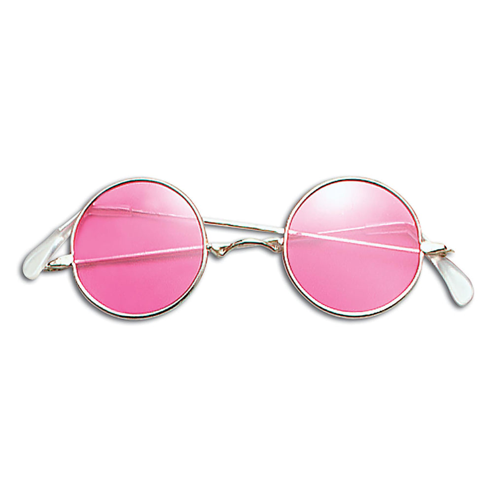60's Glasses (Pink)