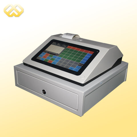 POS0901 9 inch touch screen pos pc factory cheaper pos machine all in one pos pc pos terminal restaurant equipment
