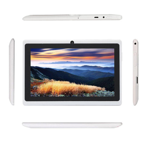 "7"" White UK Tablet Dual - BuyShipSave"