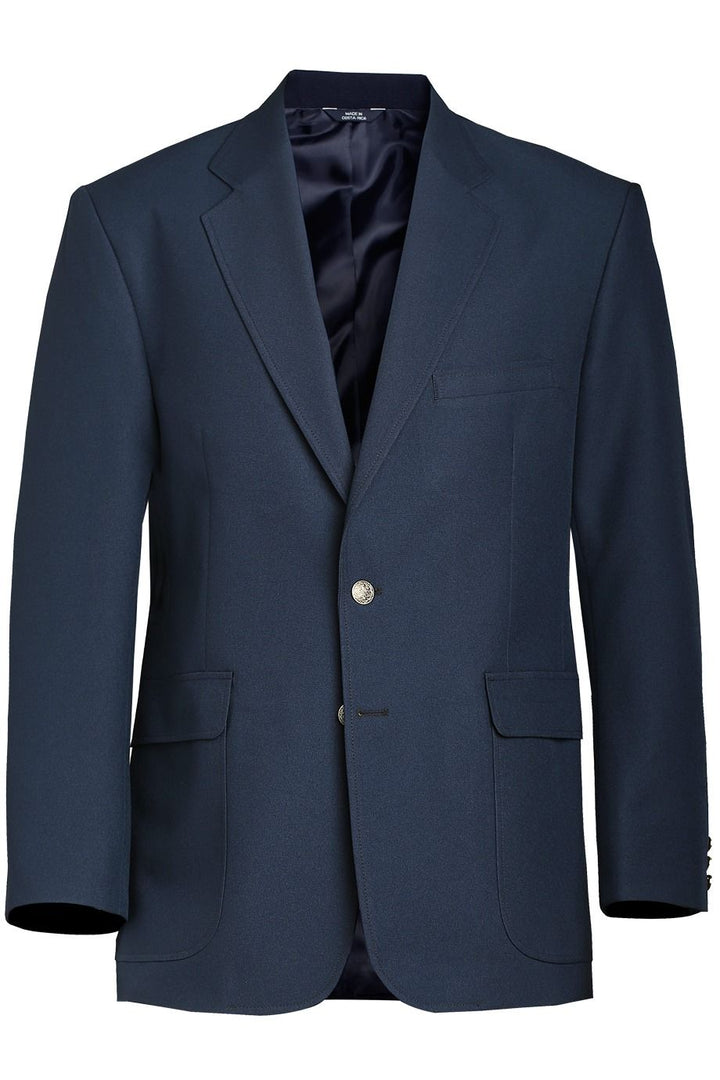 Men's Dark Navy Value Blazer