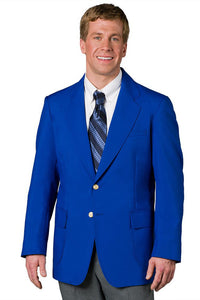 """Winston"" Men's Royal Blue Blazer"