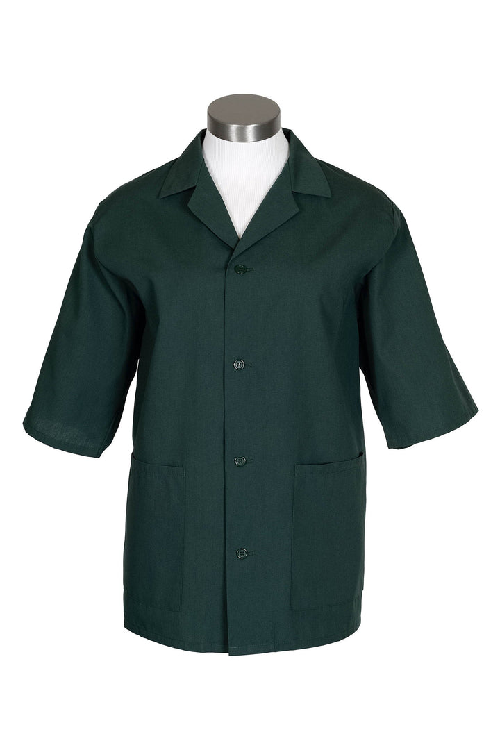 Hunter Green Unisex Smock
