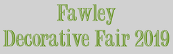 Fawley Decorative Fair