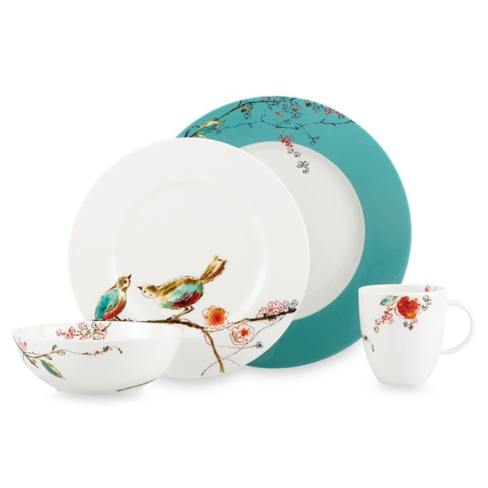 Simply Fine Lenox Chirp 4-Piece Place Setting
