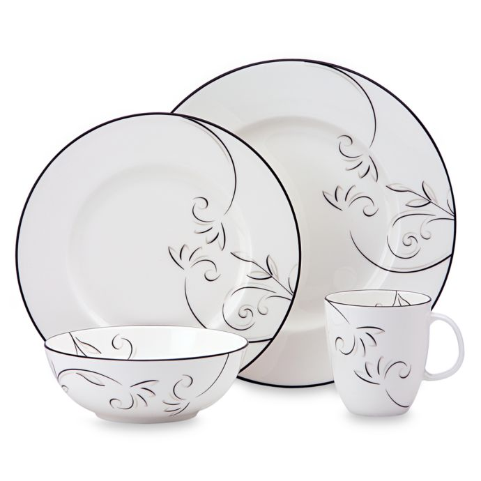 Simply Fine Lenox Voila 4-Piece Place Setting